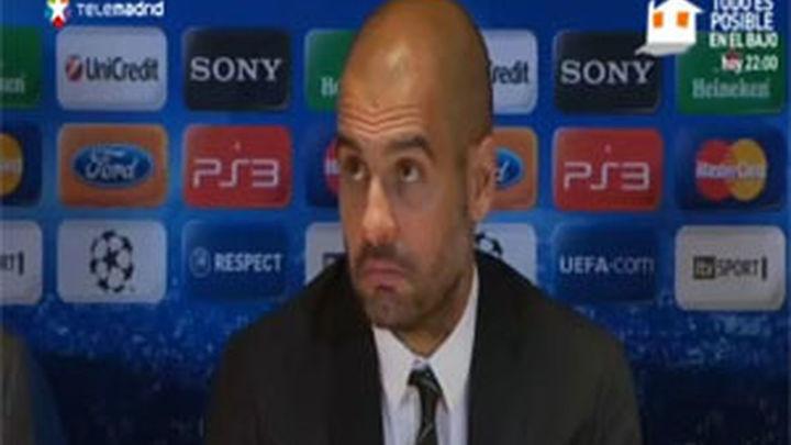 """Guardiola: """"Sabíamos que iba a ser un encuentro complicado"""""""