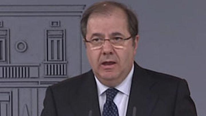 Herrera pide a Rajoy un nuevo modelo que evite el endeudamiento de las Comunidades
