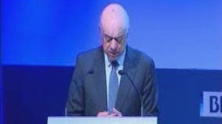 """El BBVA dice que España """"está haciendo su parte"""", pero pide a la UE una mayor esfuerzo"""