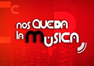 Logotipo Nos Queda la Música 2012