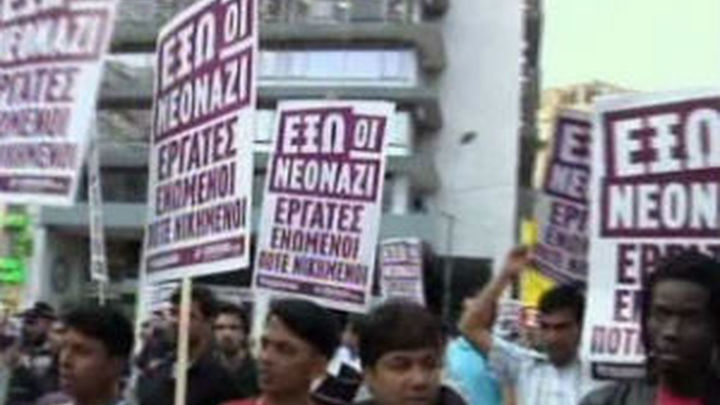 Grecia vive su segunda huelga general del año