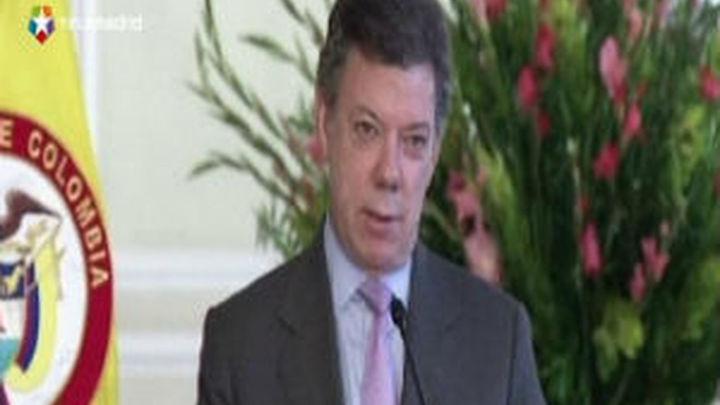 Santos presentará un proyecto de ley para refrendar un acuerdo con las FARC