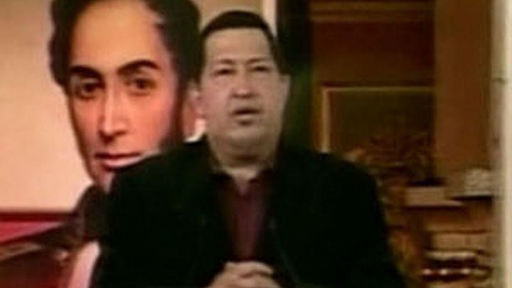 Chávez se encomienda a Cristo antes ir de nuevo a Cuba por cáncer