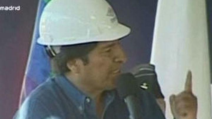 Un muerto y ocho heridos en choque de policías con secuestradores de mineros