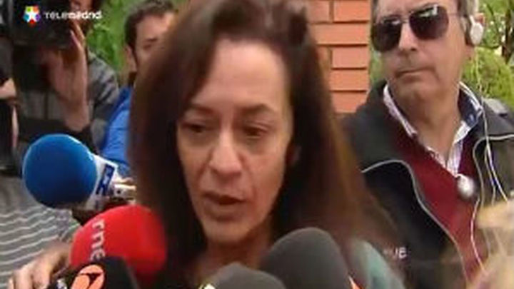 """El psicólogo de Ruth Ortiz asegura que le dijo que vivía """"con un lobo vestido de cordero"""""""