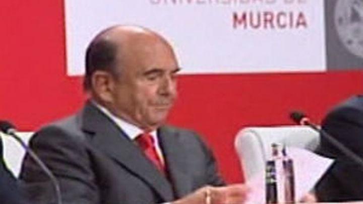"""Botín augura más capital y un """"fuerte aumento"""" de los resultados de Santander"""