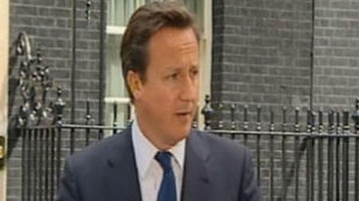 Cameron amenaza con vetar los presupuestos de la UE si no recortan el gasto
