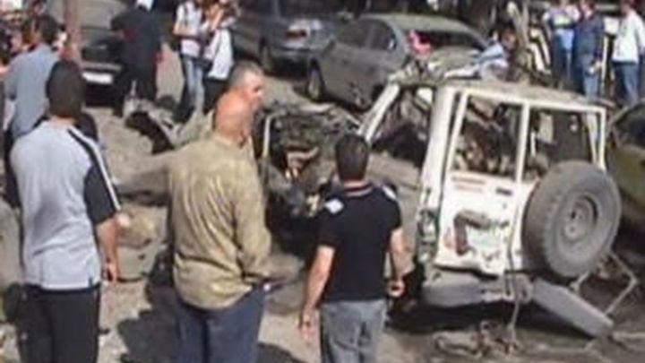 Una fuerte explosión sacude la sede del partido gobernante sirio en Alepo
