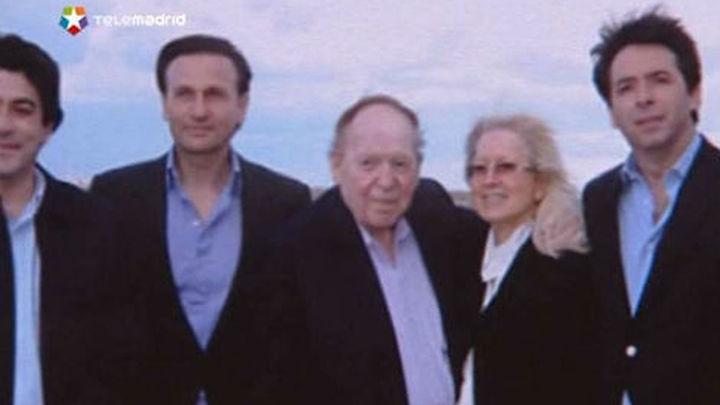 Adelson visita los terrenos de Alcorcón donde podría ubicarse Eurovegas