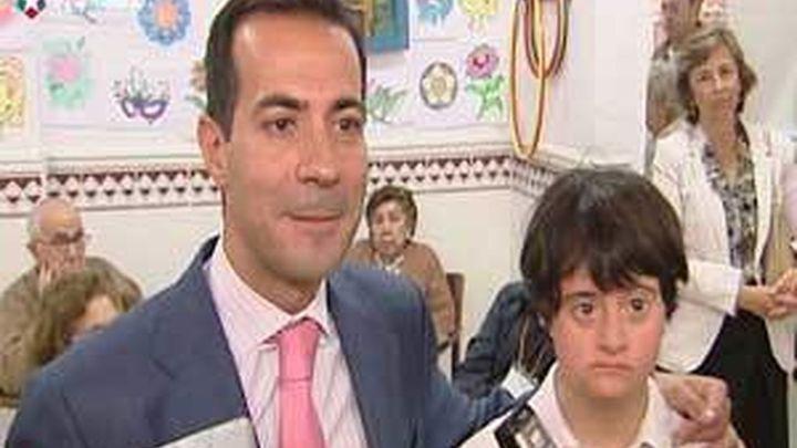 Casi una treintena de madrileños con discapacidad  intelectual ya hace voluntariado en la Comunidad