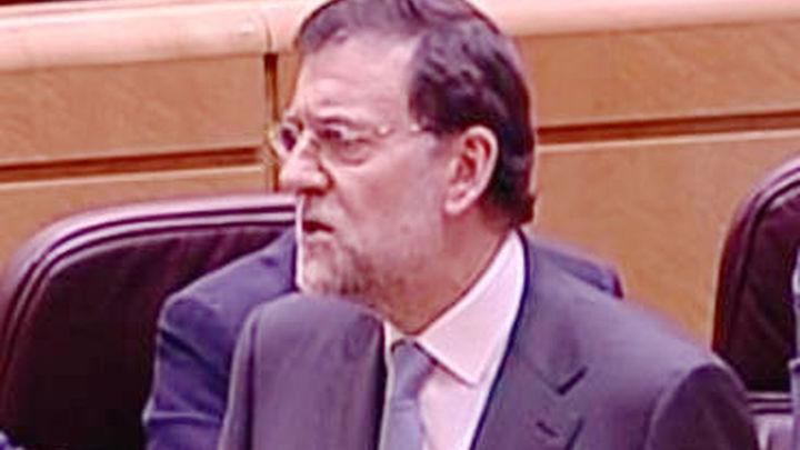 """El Gobierno asegura que Bankia es """"solvente"""" y pide calma a sus clientes"""
