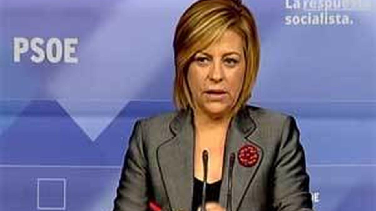 Valenciano sugiere a Rajoy que sea el segundo en reclamar un cambio de política a Merkel