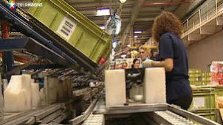 La economía madrileña crece un 0,6% en el primer trimestre respecto al del 2011