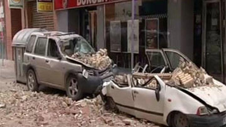 Lorca recuerda la tragedia de mayo de 2011, que dejó 9 muertos y 324 heridos