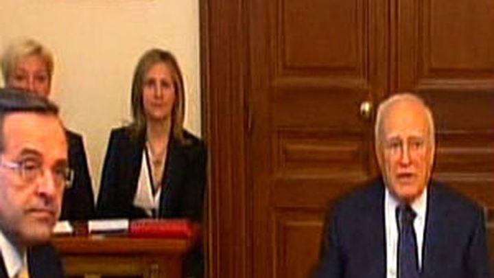 Los principales partidos griegos anuncian que seguirán negociando un Gobierno