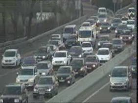 Las ambulancias pierden 5 minutos como media por culpa de los atascos de tráfico