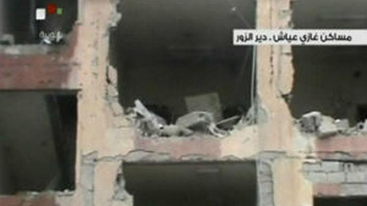 Atentado suicida con coche bomba en la ciudad siria de Deir al Zur