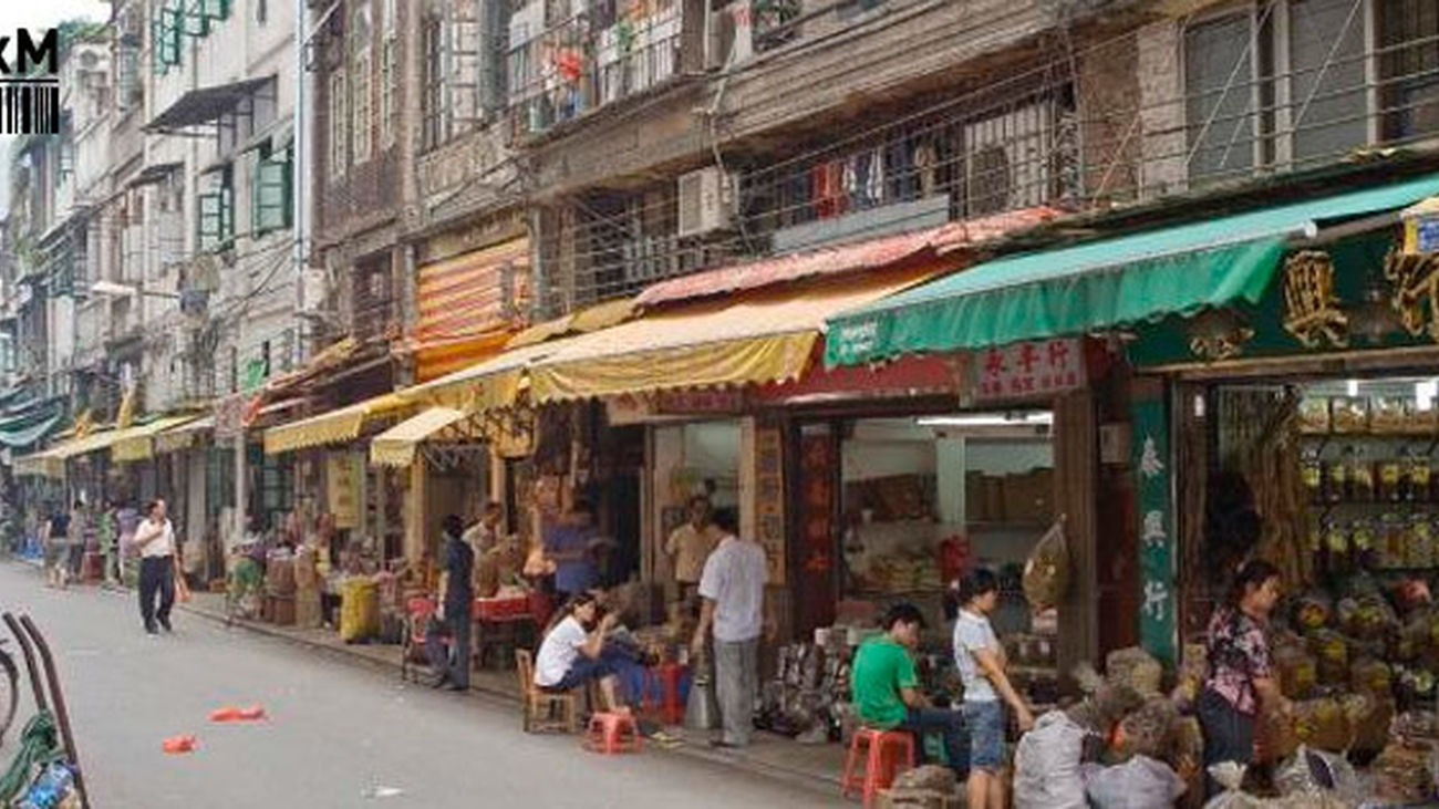 Cantón chino: la fábrica del mundo