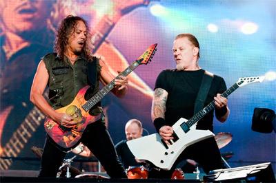 Metallica, Nos queda la música