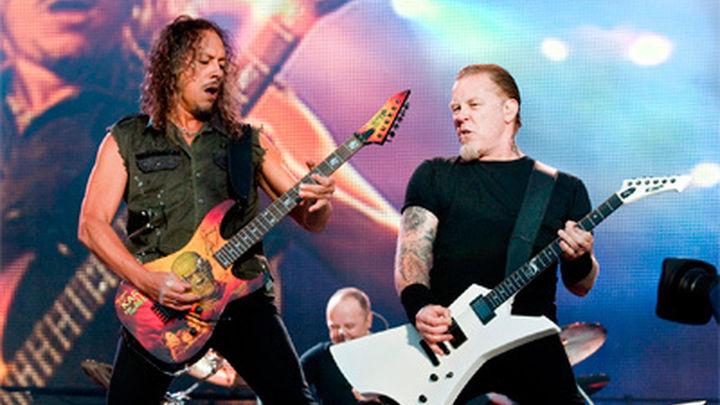 Metallica llenará de rock el Wizink  Center en dos grandes citas