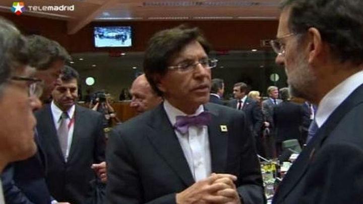 Grecia y los eurobonos, escollos de los líderes de la UE en la cumbre sobre el crecimiento
