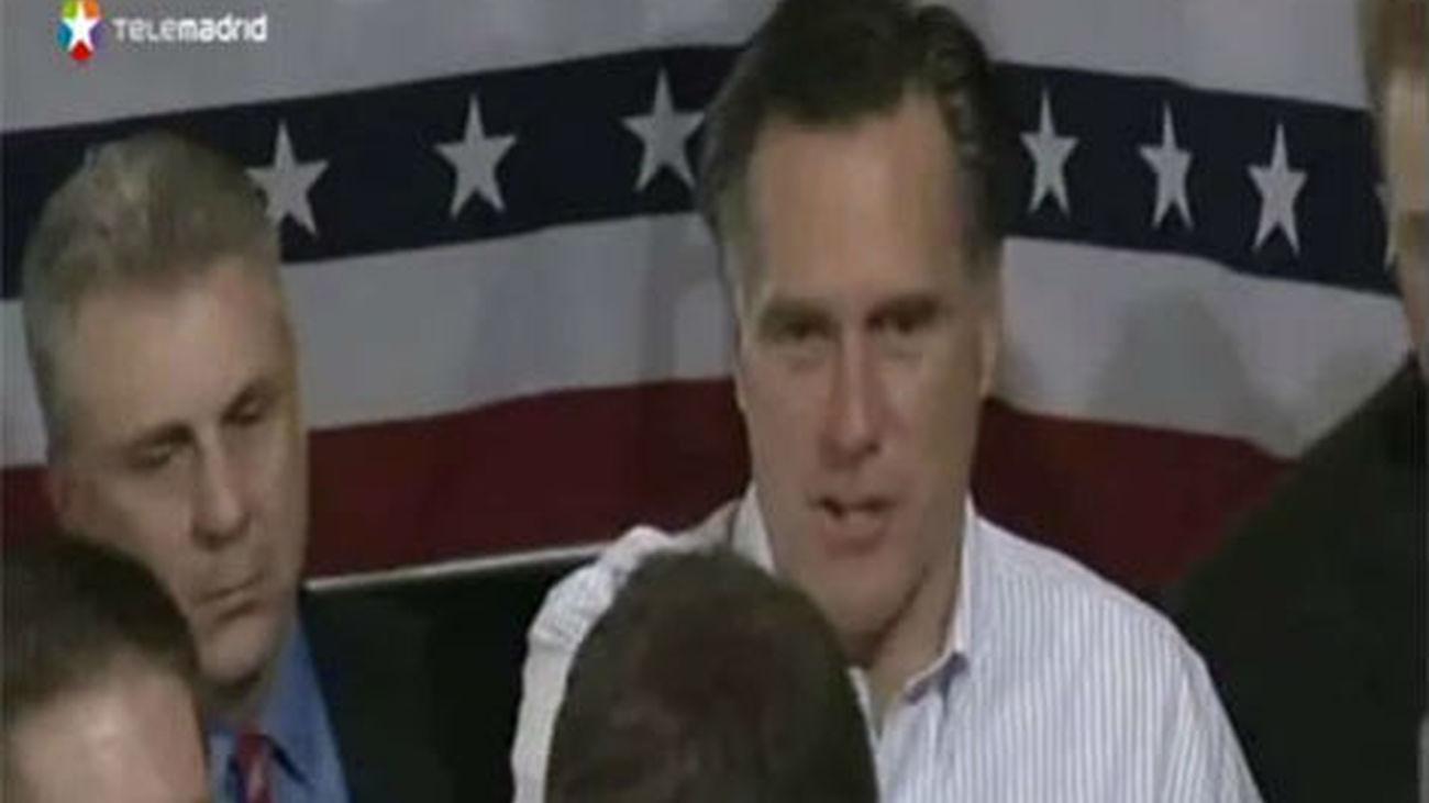Romney se acerca a Obama en las encuestas de las presidenciales de noviembre