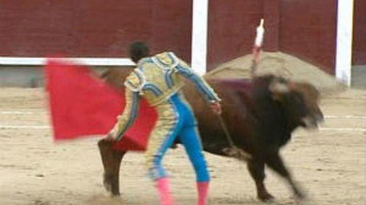 Castella pincha una faena de altura a un extraordinario toro de Cuvillo