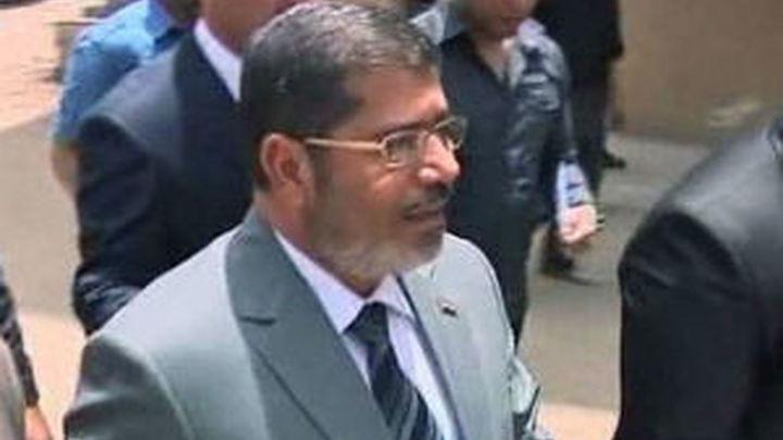 Mursi y Shafiq pasan a la segunda vuelta en Egipto, según Hermanos Musulmanes
