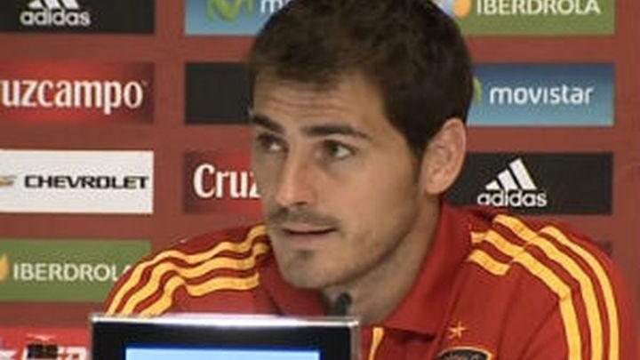 Casillas-Xavi y el Comité Paralímpico Internacional, finalistas del Principe de Asturias