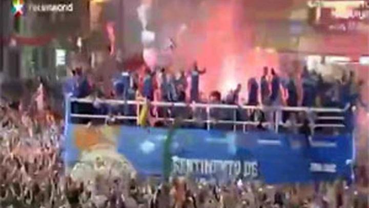 El Dépor regresa a la elite del fútbol nacional un año y seis días después