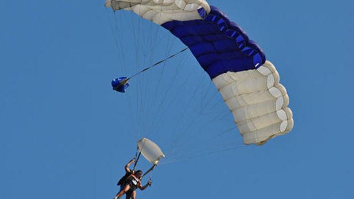 Muere un soldado paracaidista por un accidente durante un ejercicio