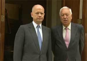 Londres y Madrid animan a Gibraltar y a los pescadores a llegar a un acuerdo