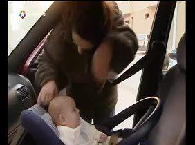 Uno de cada dos niños fallecidos en accidente de tráfico podría haber salvado la vida