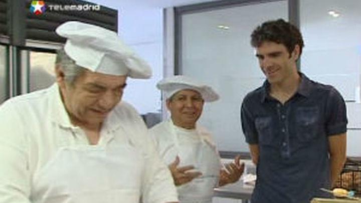 José Tomás dona 50.000 euros a dos comedores sociales de Madrid