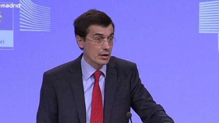 La troika  y la UE vigilarán la reestructuración de la banca española