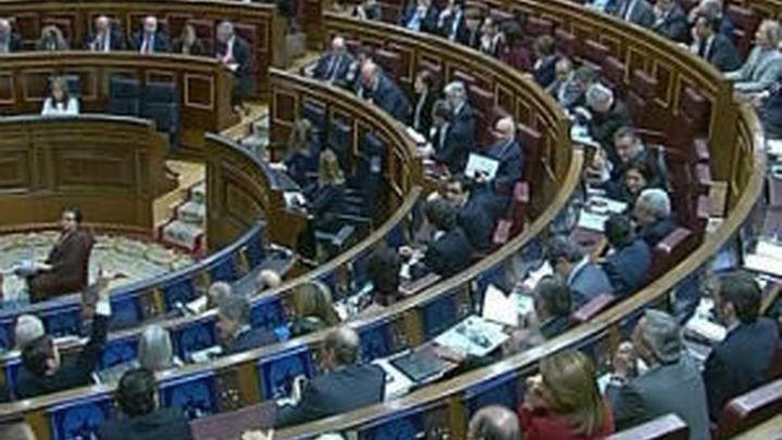 El Congreso pide que se veten las indemnizaciones a gestores de entidades rescatadas