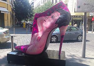 Zapatos en Serrano
