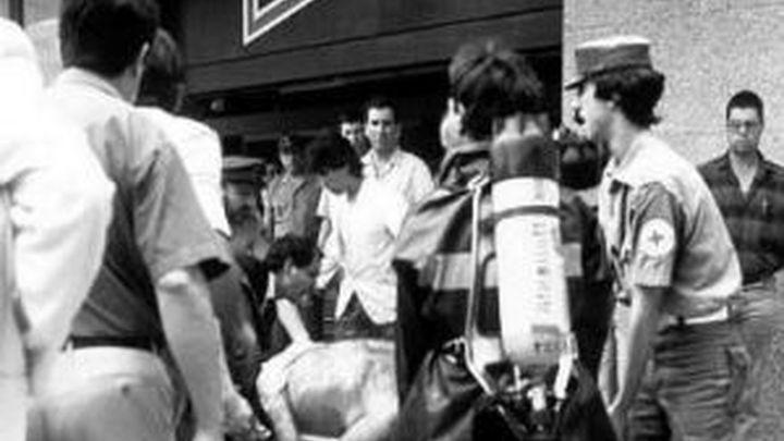 Una víctima de Hipercor se reúne con un etarra condenado por el atentado