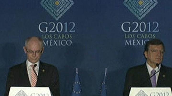 El G20 respaldará el plan de España para recapitalizar su banca