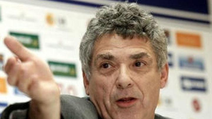 """Villar: """"No he ratificado a Del Bosque porque no hay motivo"""""""