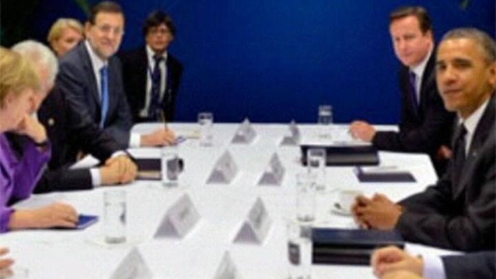 Los europeos se comprometen a mantener integridad de la zona euro ante el G20