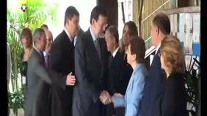 Rajoy asegura que nadie le está presionando para pedir el crédito