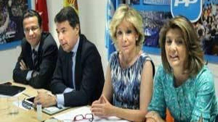 """Aguirre ve """"sensata"""" la propuesta de Botella de reducir la recogida de basura"""