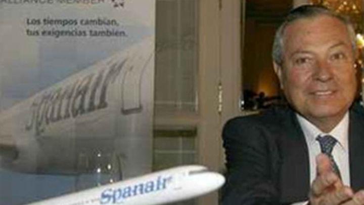 Fallece en Madrid el empresario  Gonzalo Pascual, fundador de Spanair y Marsans