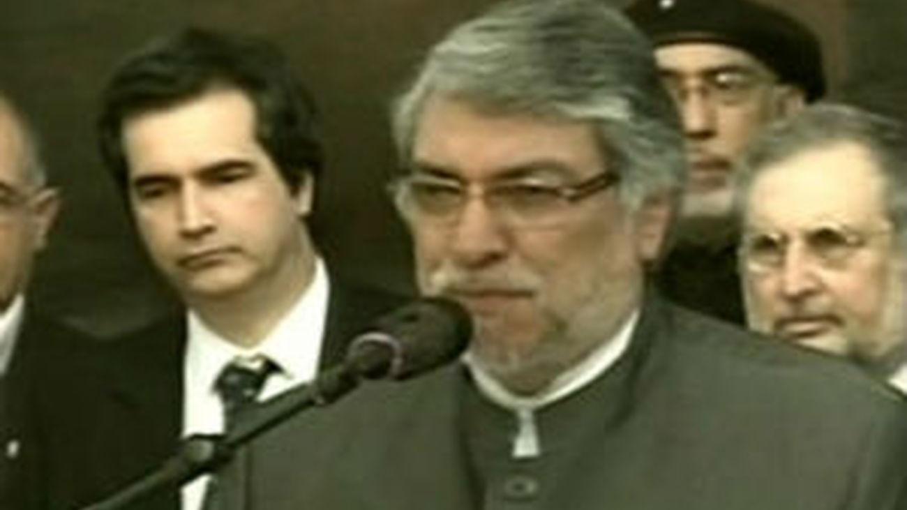 """Líderes latinoamericanos consideran la destitución de Fernando Lugo un """"golpe de Estado"""""""