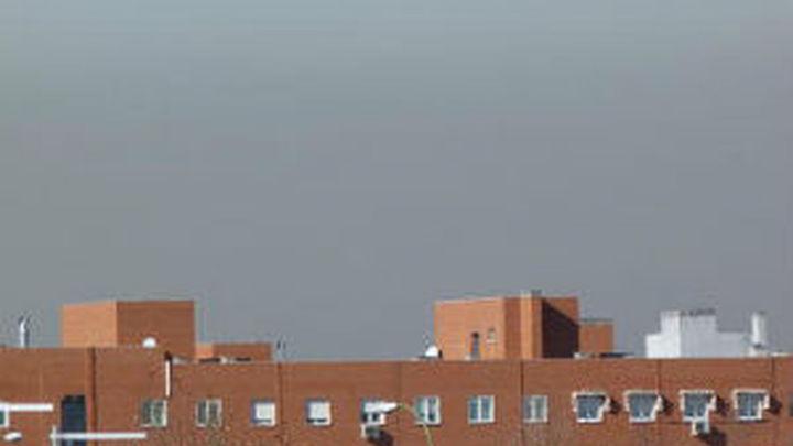 Niveles altos de ozono en Alcorcón y Aranjuez