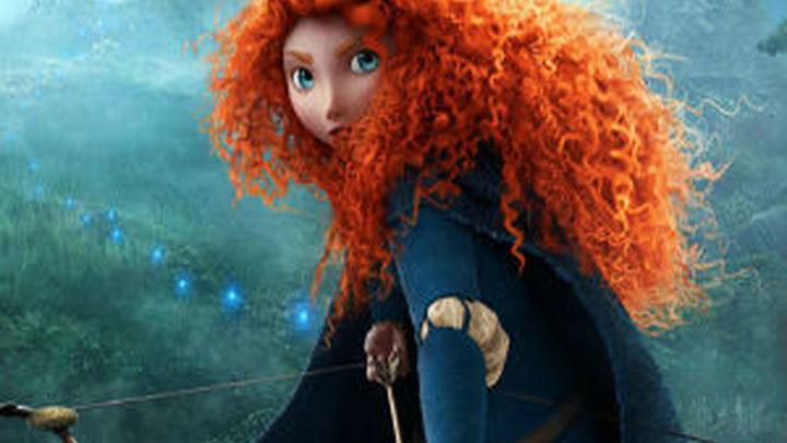Pixar presenta a su princesa Mérida