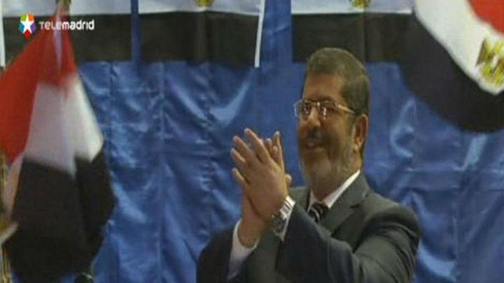 Mursi, primer presidente egipcio de los Hermanos Musulmanes