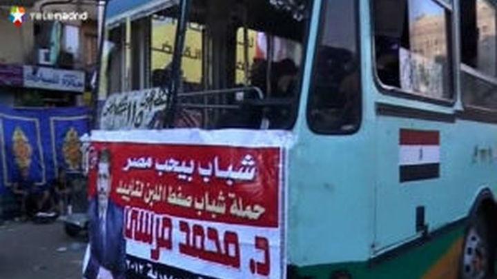 La comunidad internacional tiende la mano a Mursi y le pide moderación y respeto