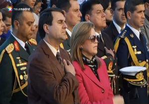 El presidente Franco releva a los altos mandos del Ejército y de la Armada paraguaya